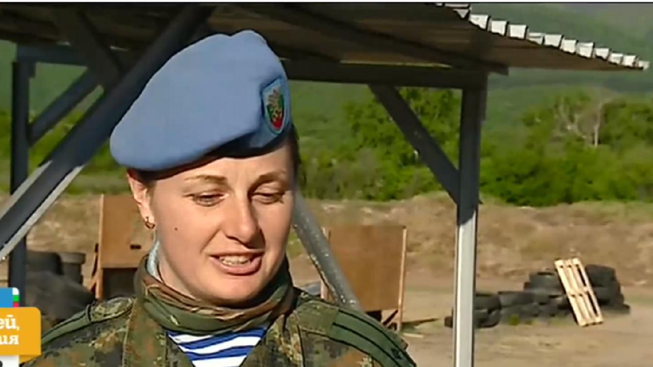 Жените в армията - тайното оръжие на Специалните сили