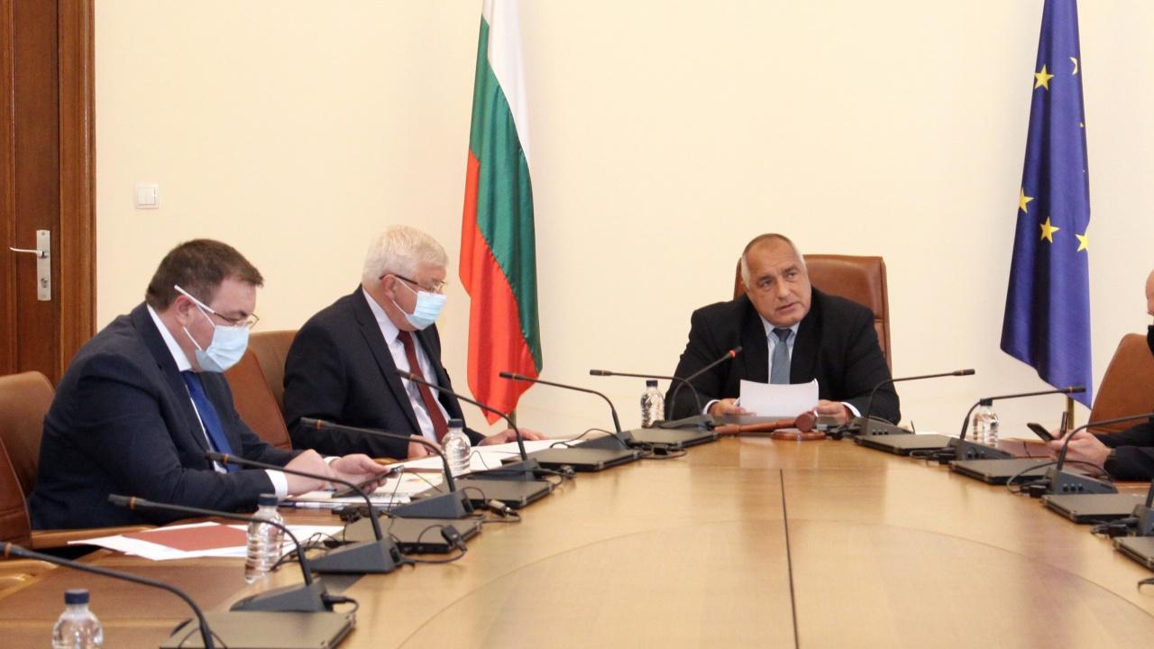 Докладваха на Борисов за COVID ситуацията у нас, той разпореди: Зелените коридори да продължават да действат