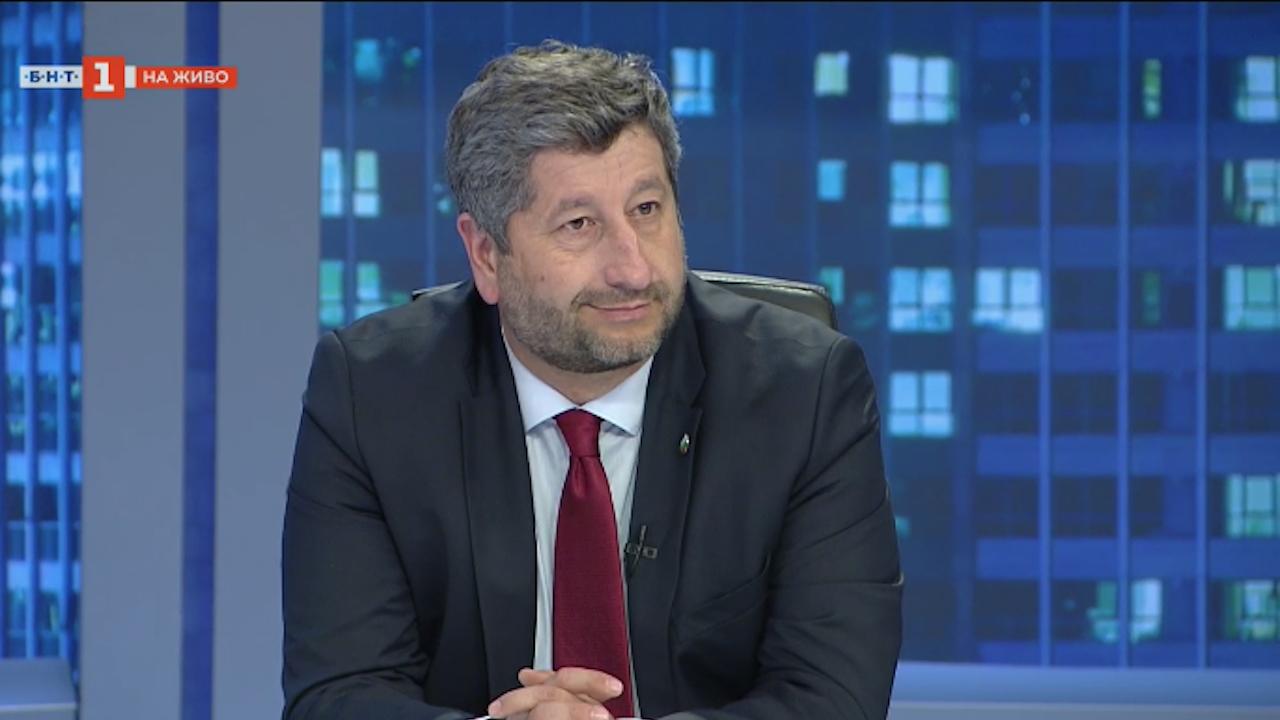 Христо Иванов: Не успяхме да излъчим управление, но промяната започна