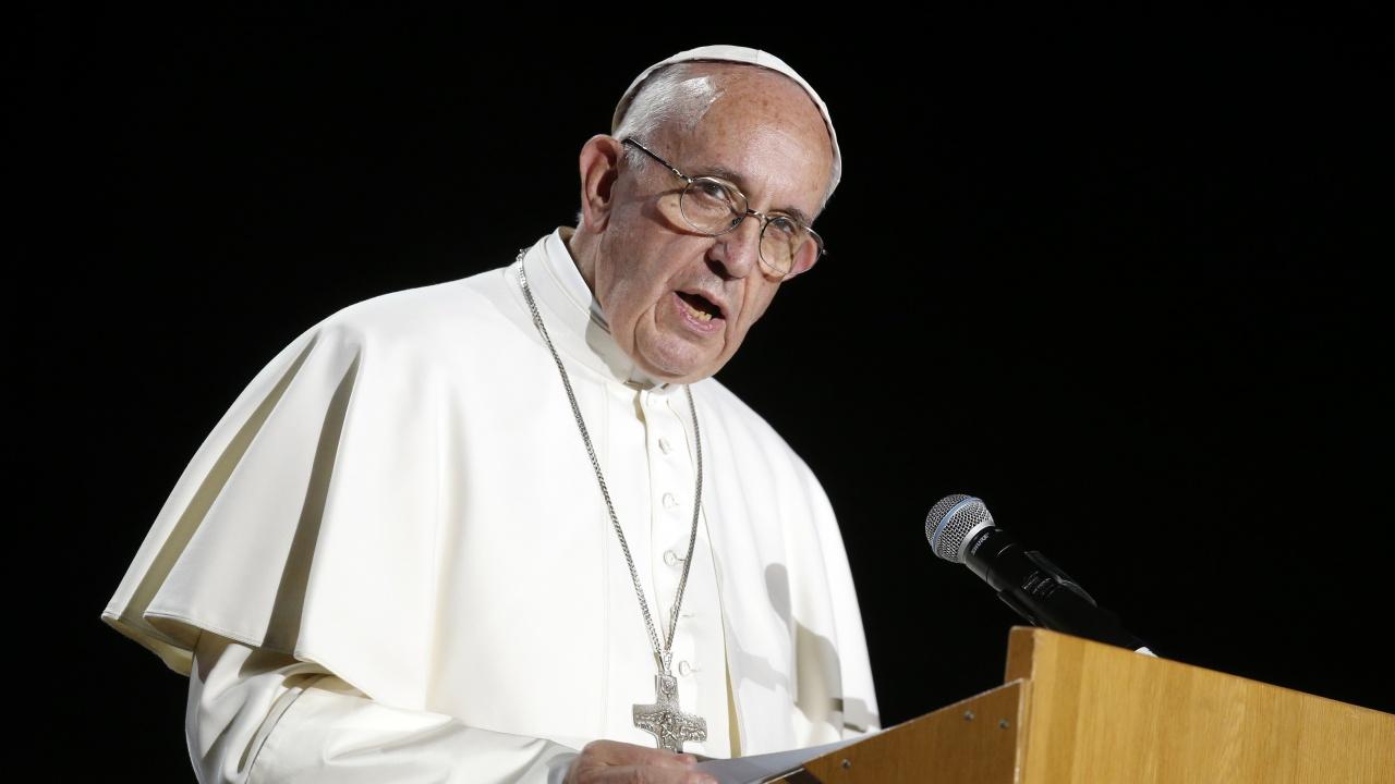 Папа Франциск призовава да се прекрати насилието в Ерусалим