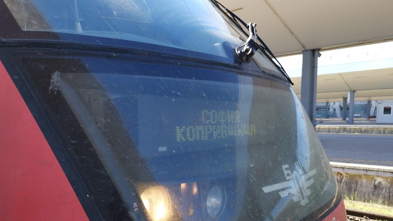"""Експерти предлагат подобряване на информацията за пътниците в мотрисите """"Сименс"""" на БДЖ"""