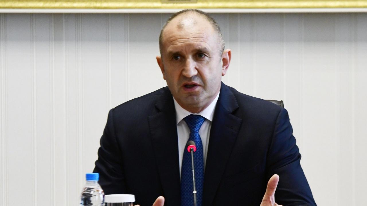 Румен Радев участва във видеоконферентна връзка на високо равнище на страните от формата Б9