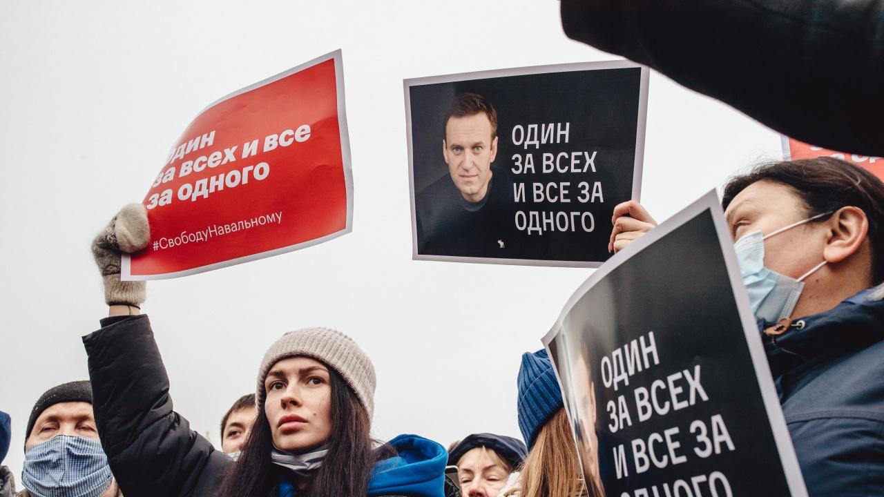 В Русия се готви закон, недопускащ до избори привържениците на Навални