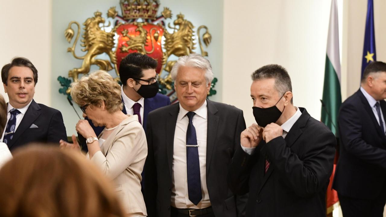 Бойко Рашков: Изисквания за ревизия на властта към нас няма