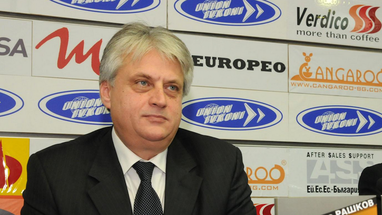 Бойко Рашков с ново знаково уволнение в МВР