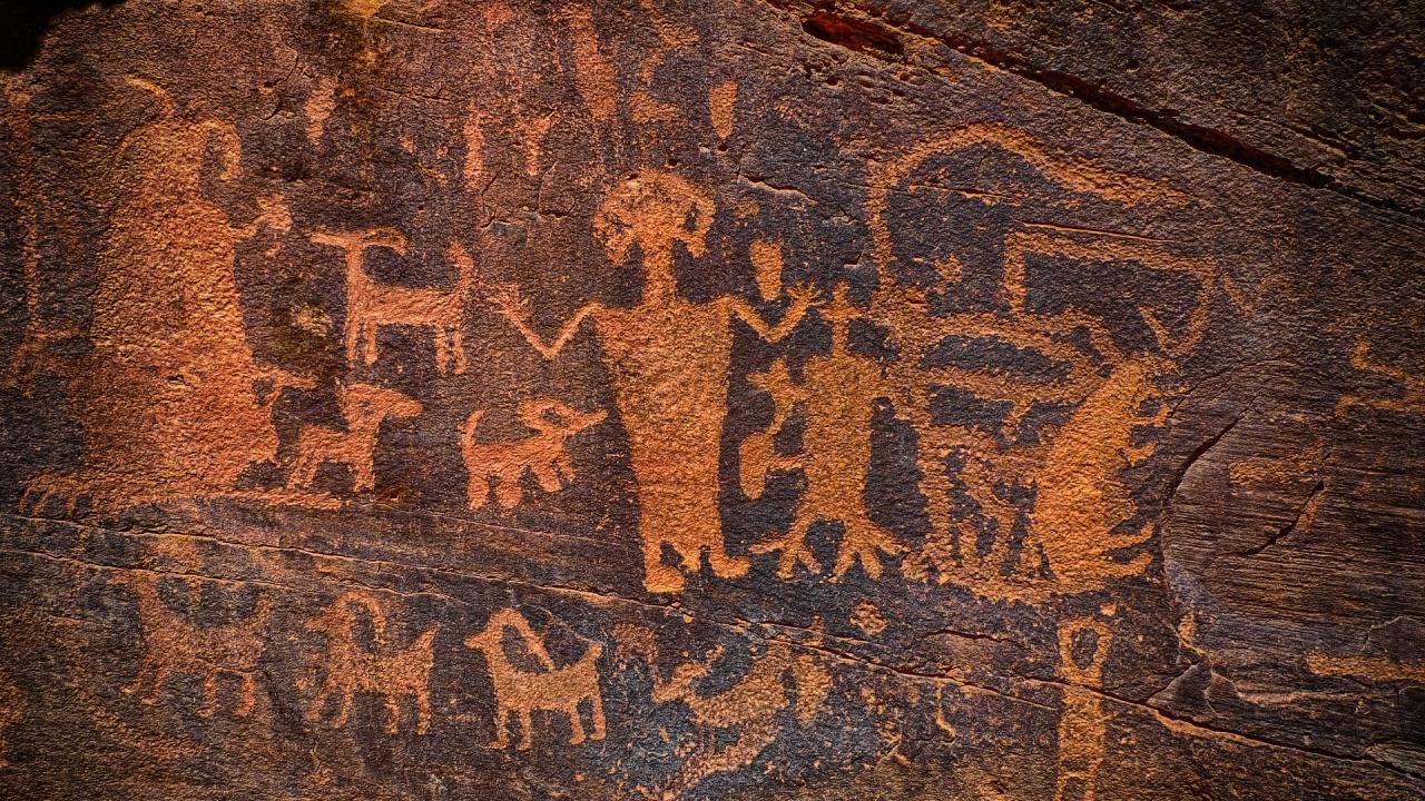 Климатичното затопляне е започнало да руши най-древната скална живопис на планетата