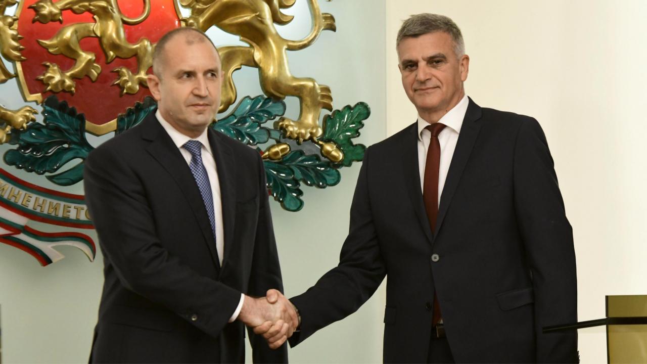 Димитър Ганев: С този служебен премиер решаващата дума в кабинета ще е на Румен Радев