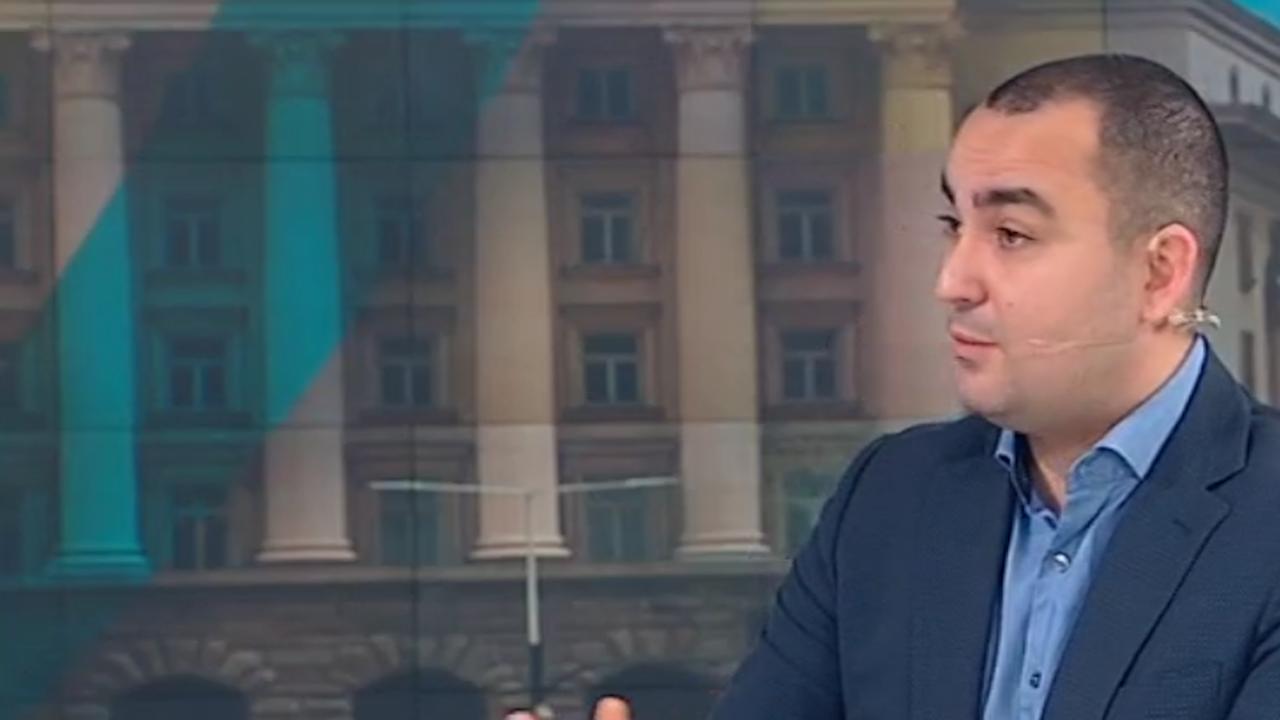 Александър Иванов с коментар за мотивите, свързани с чистката от служебния кабинет