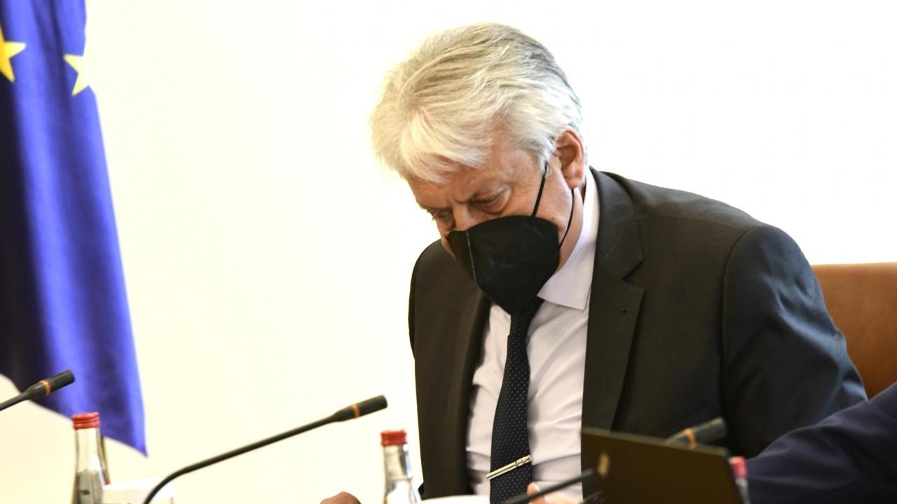 Бойко Рашков: Съвсем логично е МВР да играе водеща роля в промените