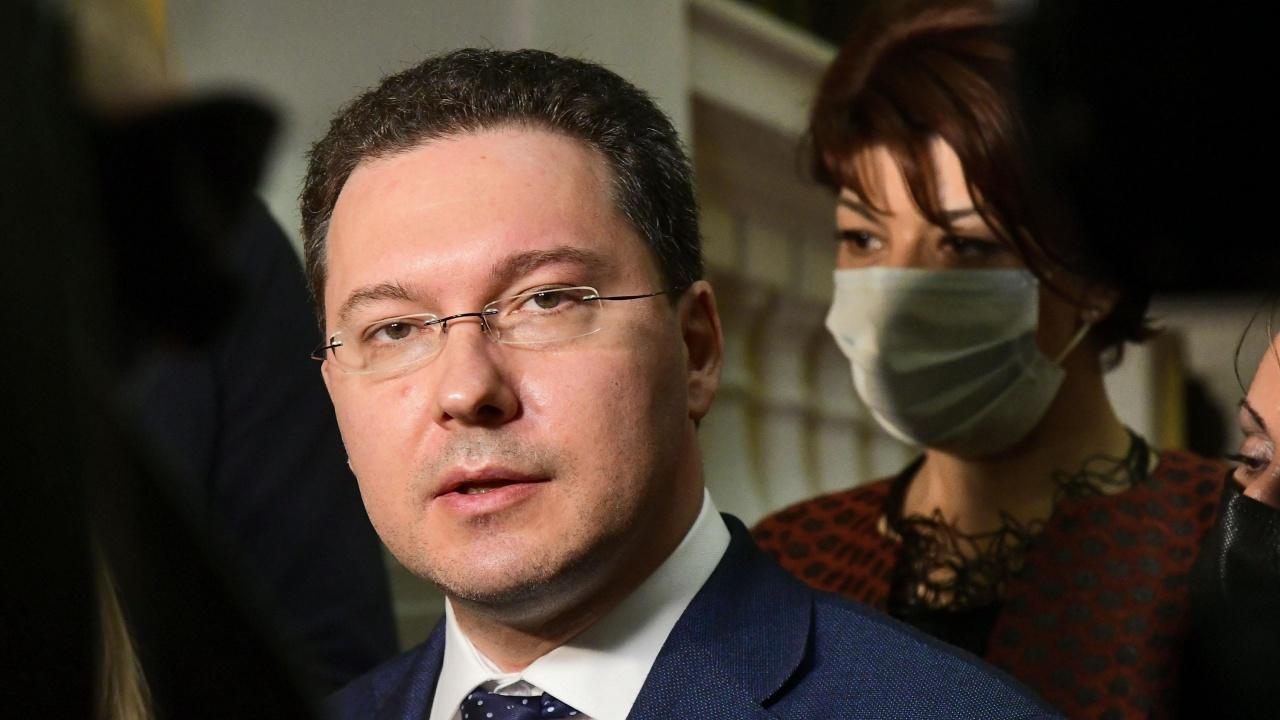 Даниел Митов: Президентът носи лична отговорност за действията на Бойко Рашков