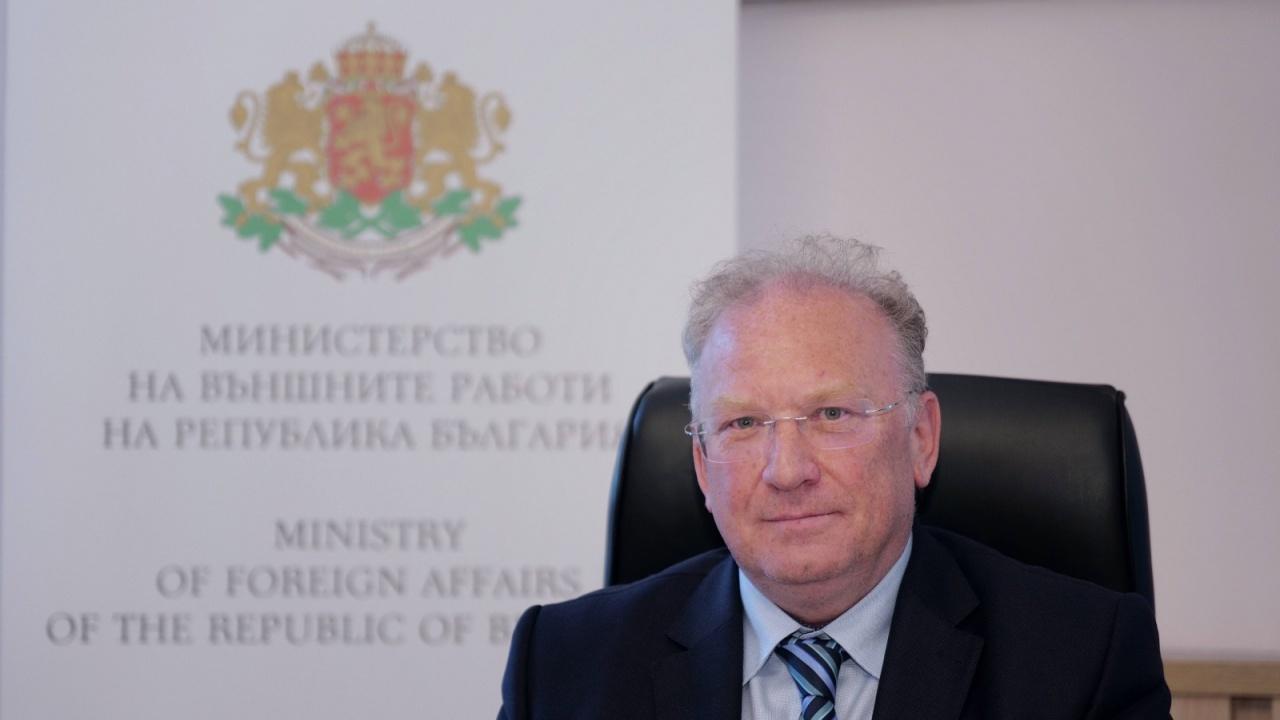 Министър Светлан Стоев: Нападенията срещу цивилното население в Израел и Палестина трябва да спрат