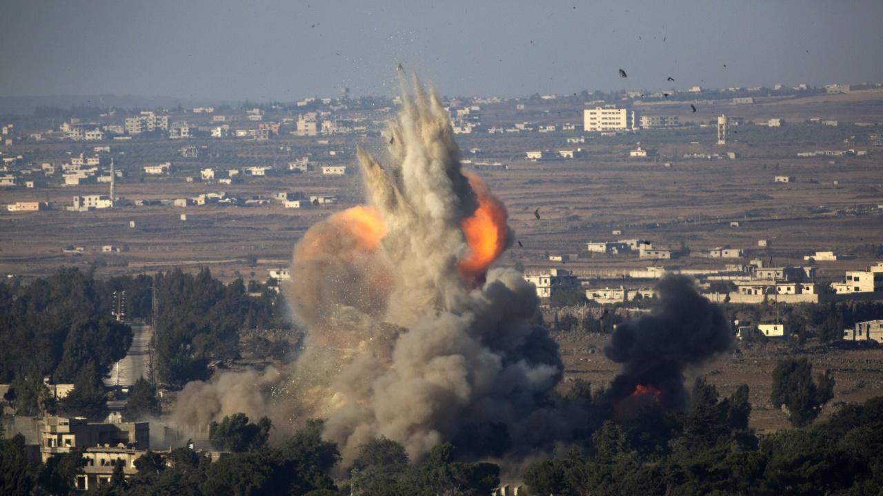 """Израел проучва условията за спиране на огъня, но заяви, че се стреми към """"силово възпиране"""" на Хамас в ивицата Газа"""
