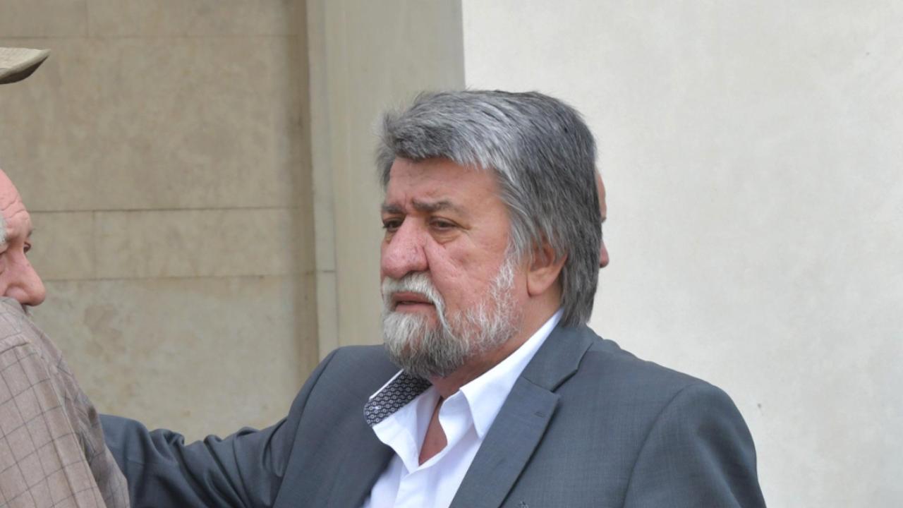 Вежди Рашидов катастрофира в София