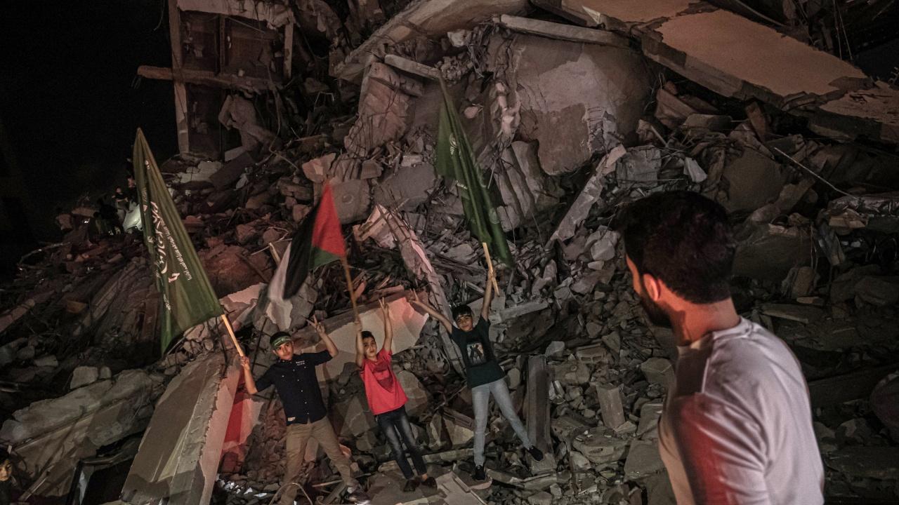 Примирието между Израел и Хамас официално влезе в сила