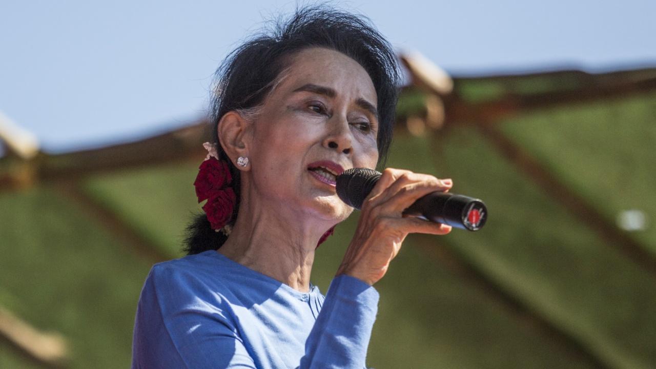 Избирателната комисия в Мианма разпуска партията на Аун Сан Су Чжи