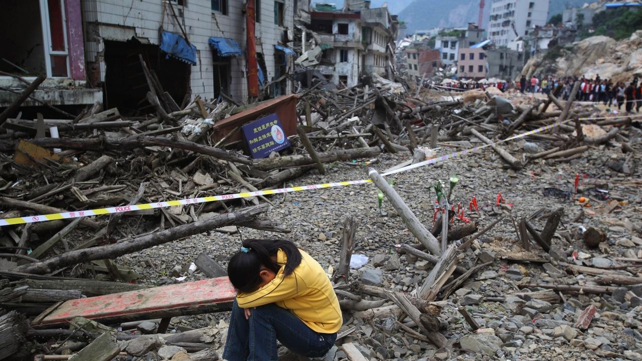 Земетресение в китайската провинция Юнан взе две жертви