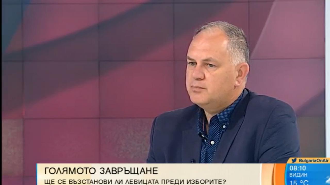 Кадиев очаква по-добър резултат за БСП от последните избори
