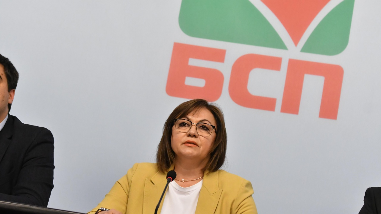 Корнелия Нинова: Новата опорна точка за Крум Зарков и Янаки Стоилов няма да проработи