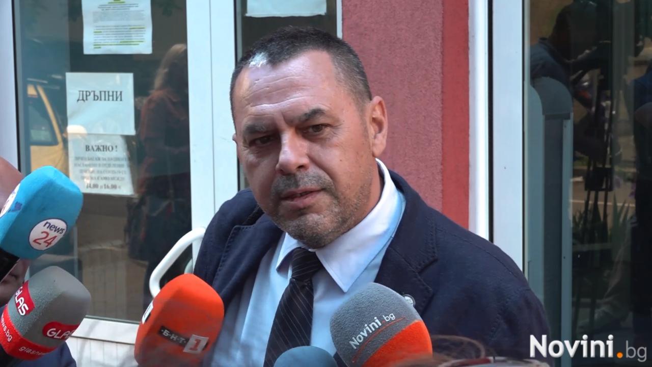 """Смененият шеф на """"Вътрешна сигурност"""": Министър Рашков ми каза да напускам, или ще си имам проблеми"""