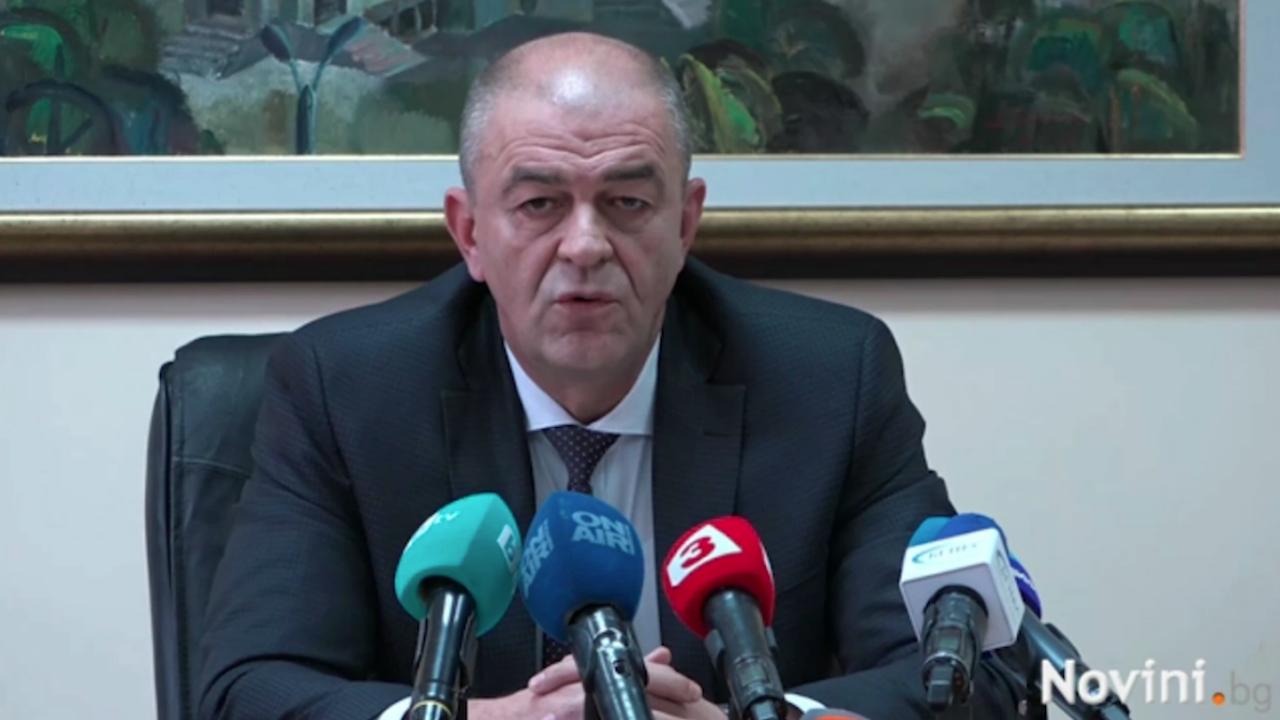 Тодор Гребенаров е назначен за директор на жандармерията