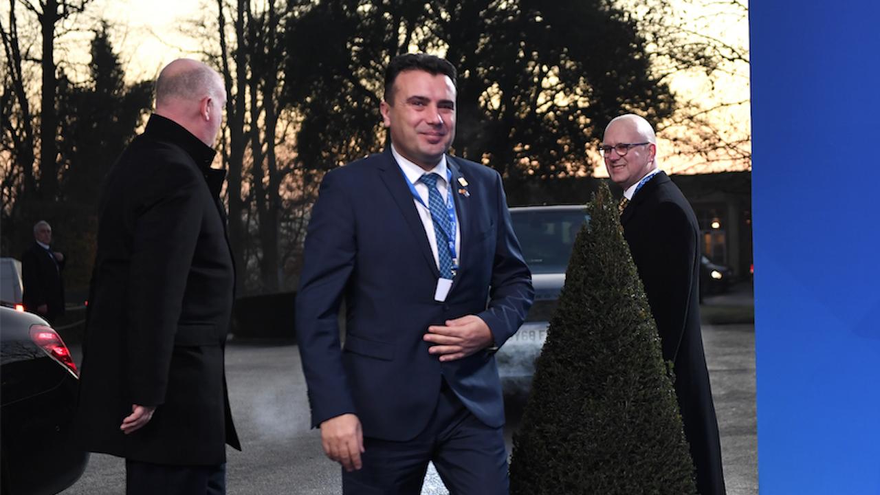 Зоран Заев: Цялото ни внимание е насочено към България