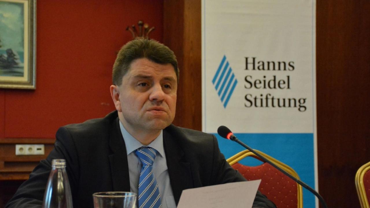 Ципов: Не мога да прогнозирам действията на Бойко Рашков за сигнала срещу Борисов