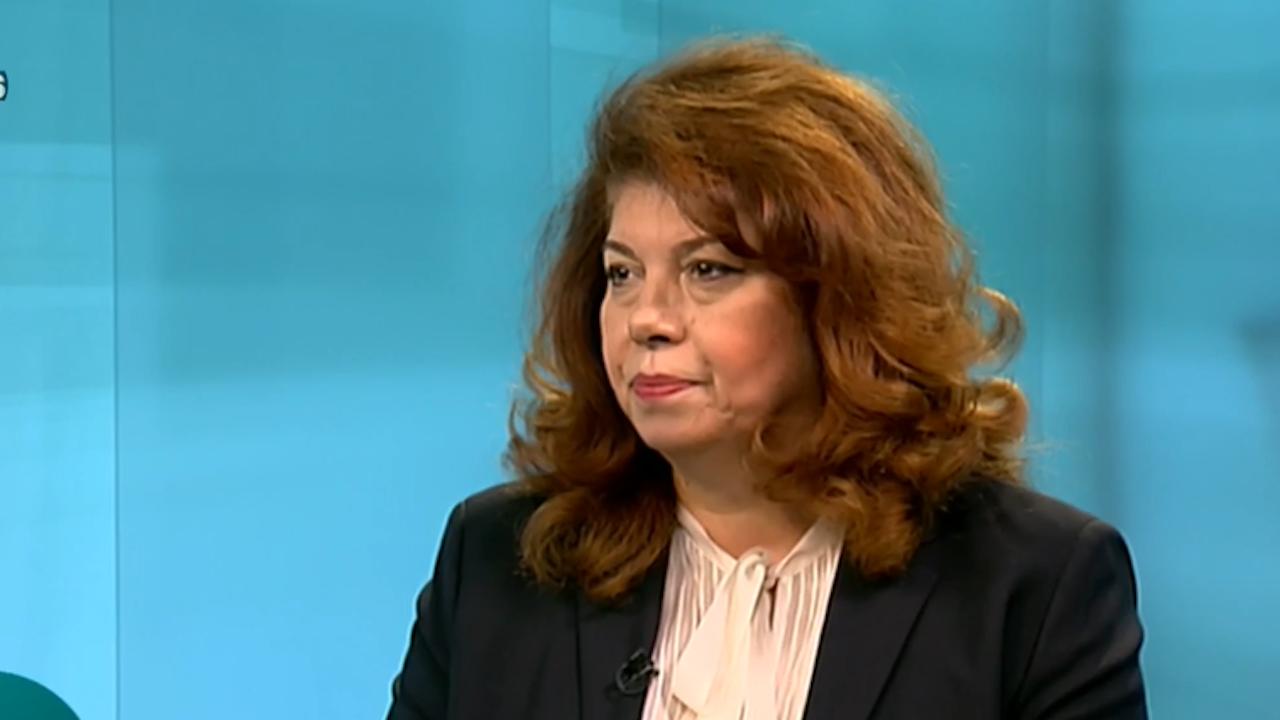Илияна Йотова: Елементарно е да се казва, че Президентството е предизборен щаб