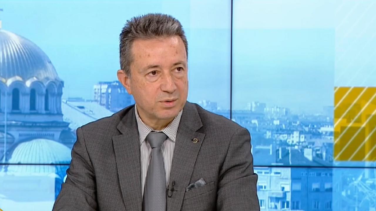 Янаки Стоилов с коментар за служебния кабинет и проверките в спецправосъдието