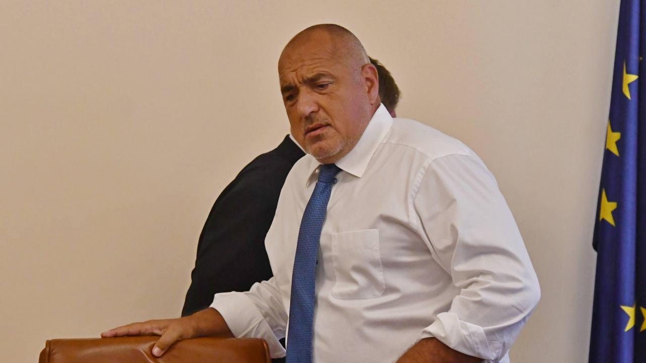 Борисов честити 1 юни