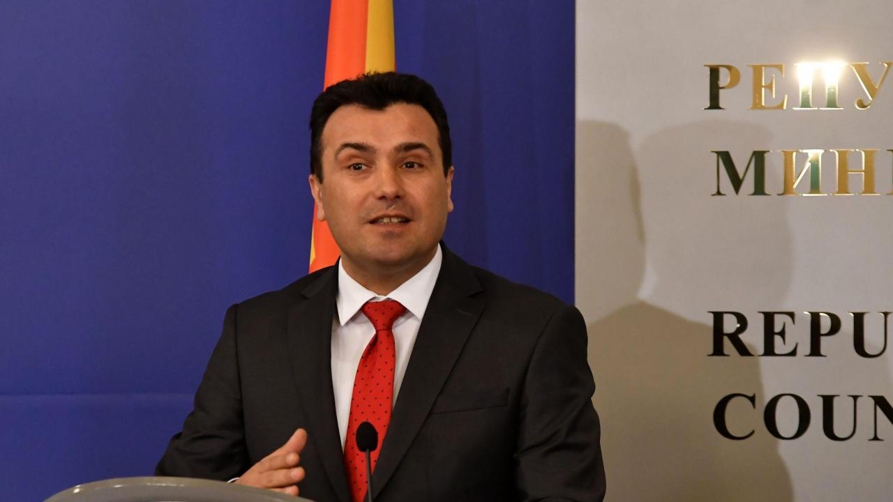 Заев се тревожи за прекрояването на границите на Балканите