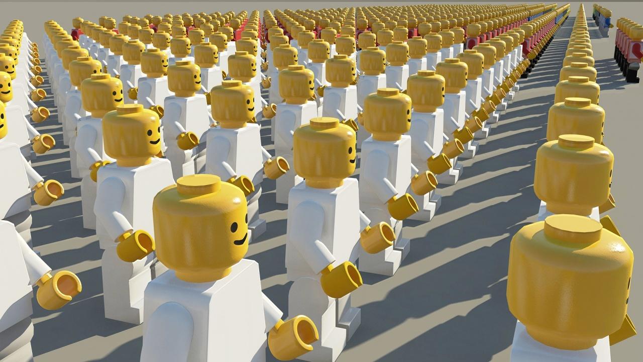 Лего пускат конструктор, посветен на ЛГБТ