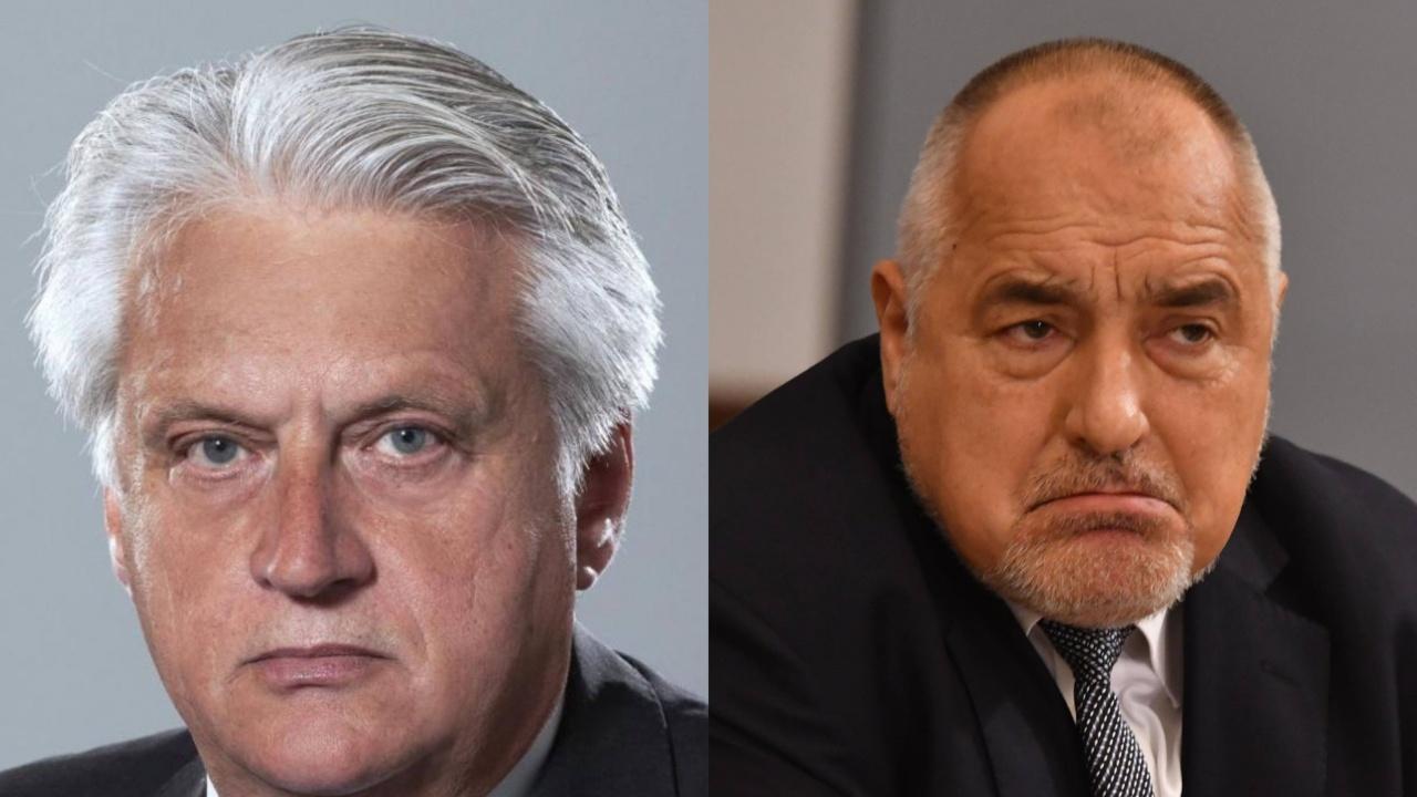 Борисов не бил канибал: Как ГЕРБ отвърна на Бойко Рашков