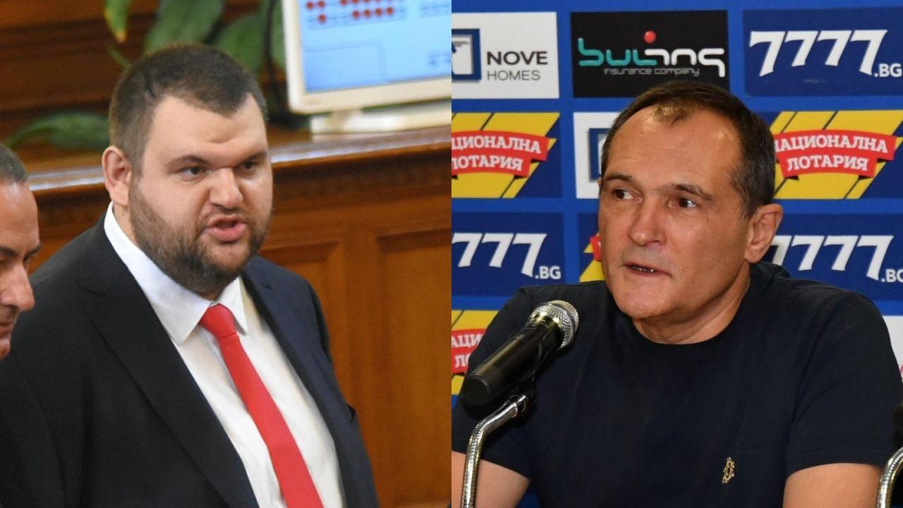 """Гаспаров: Законът """"Магнитски"""" много тежко ще засегне банките, които държат парите на Пеевски и Божков"""
