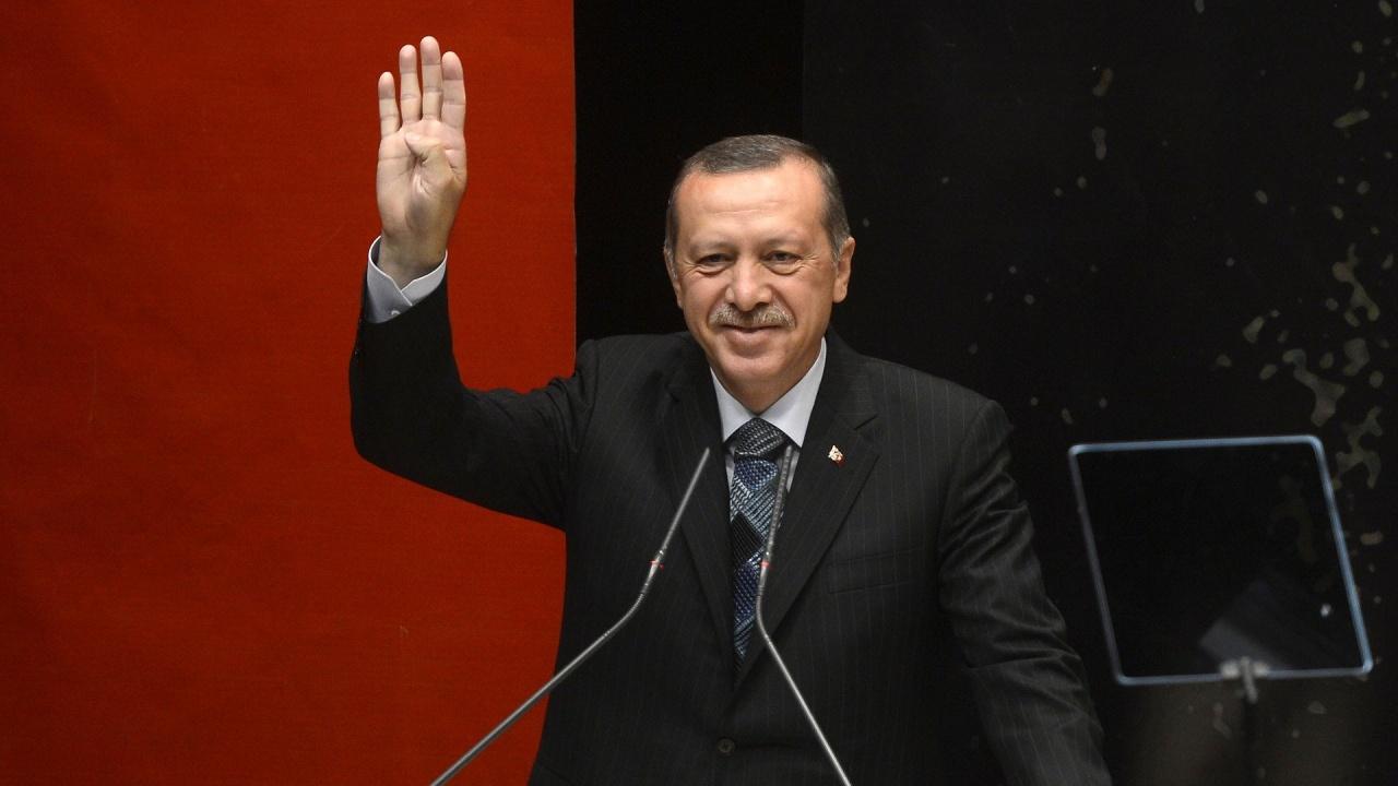 Ердоган, когато заговори, държавата потъва