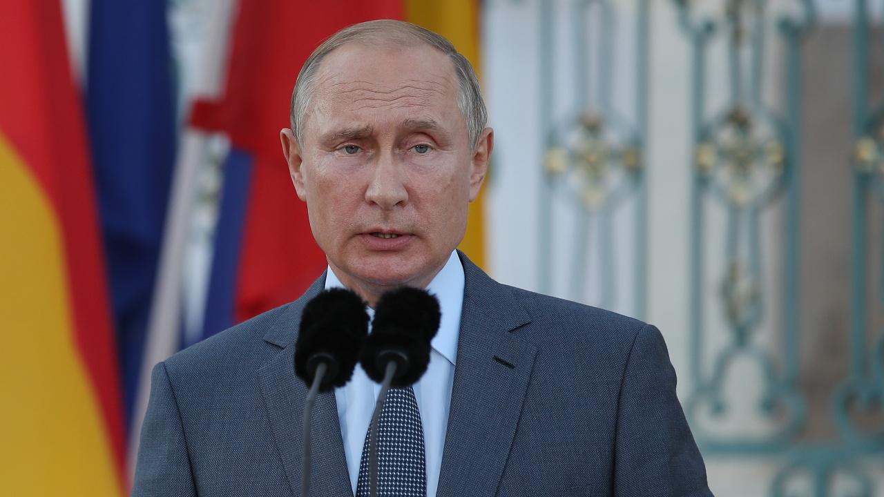 Путин забрани на екстремисти да участват в избори