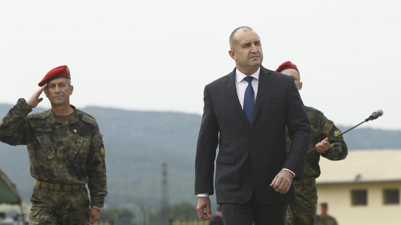 Румен Радев: Санкциите на български граждани са ясна диагноза за режима, който отгледа тази корупция
