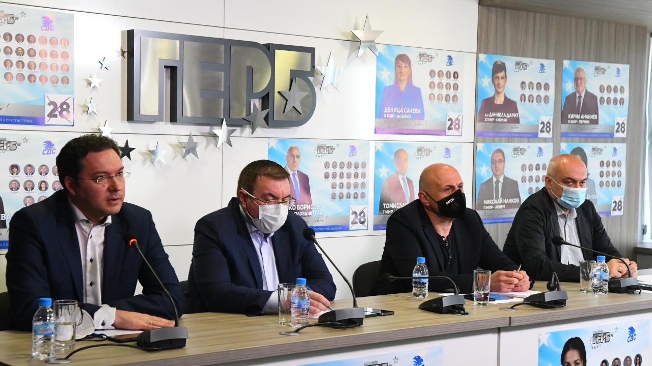Митов очаква победа на ГЕРБ на изборите