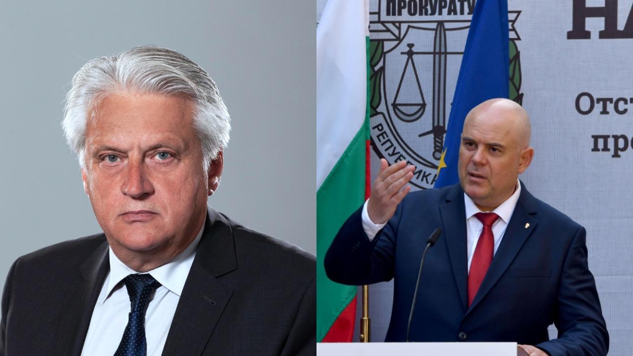Според експерт: Възможно е Бойко Рашков да наследи Гешев като главен прокурор