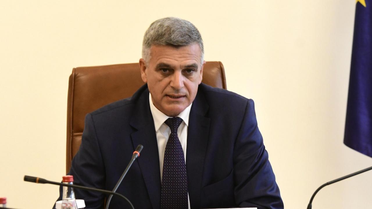 Премиерът Стефан Янев свиква Съвета по сигурността днес