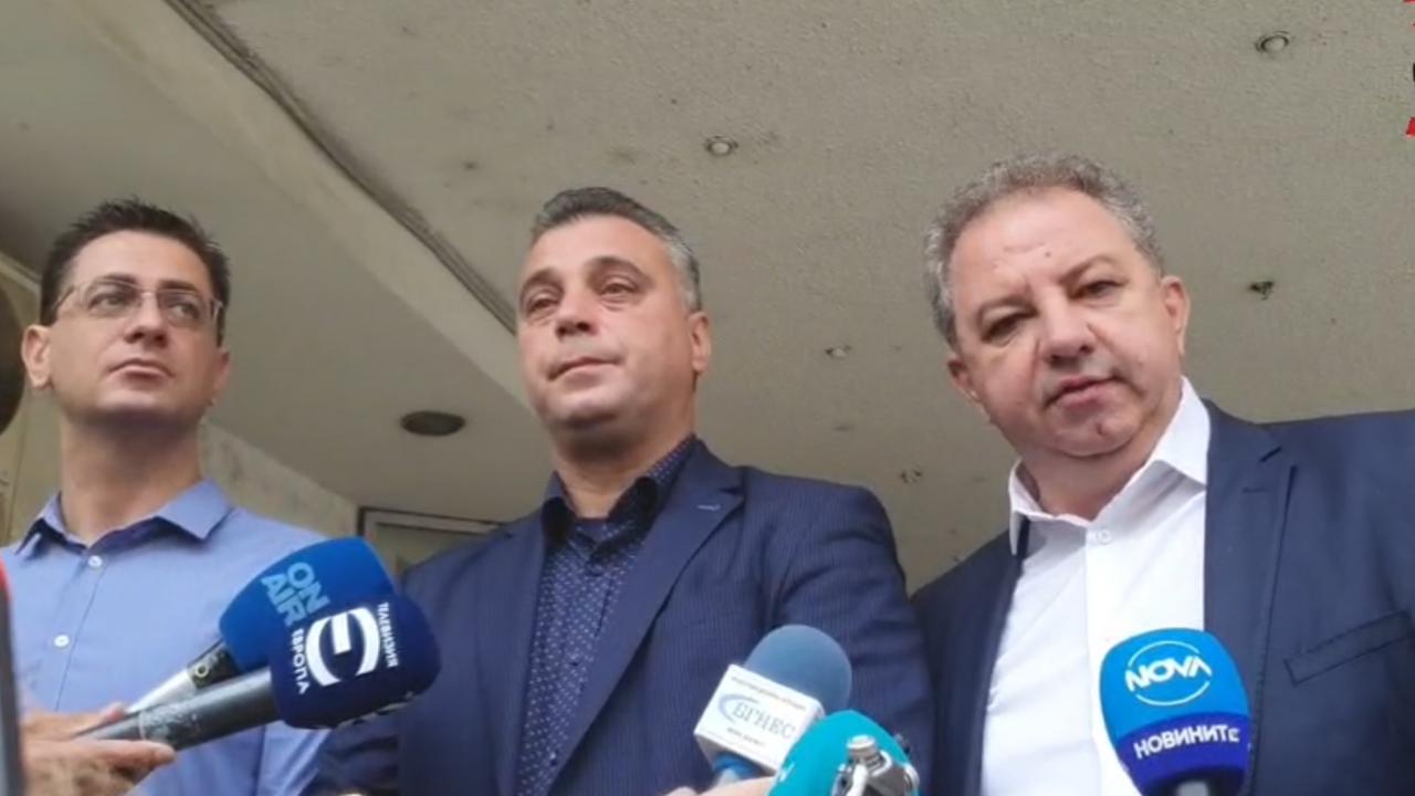 """""""Българските патриоти"""" искат диалог в следващия парламент, залагат на експерти"""