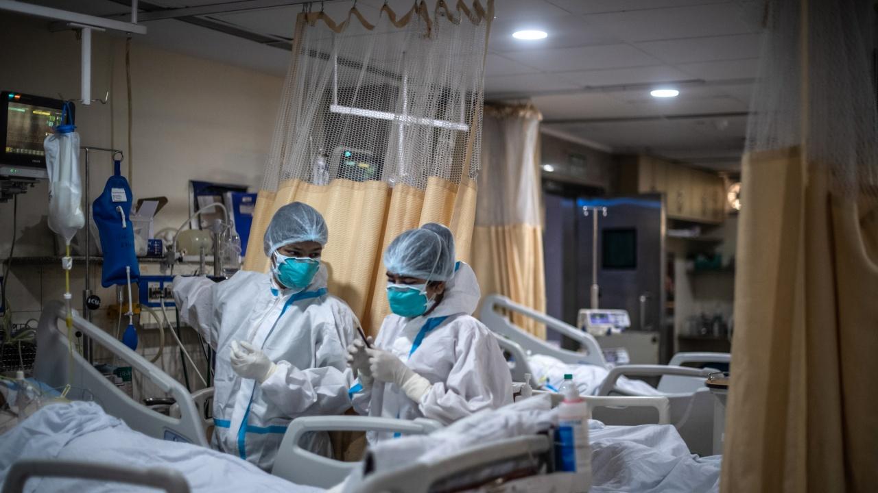 COVID-19 погуби жена малко след като роди, бебето също е заразено