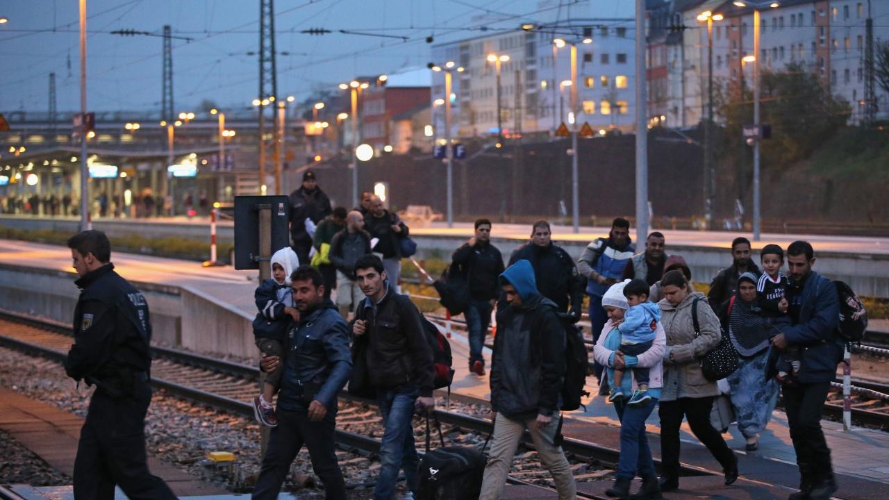 Германия отчита значително увеличение на подалите първа молба за убежище през май