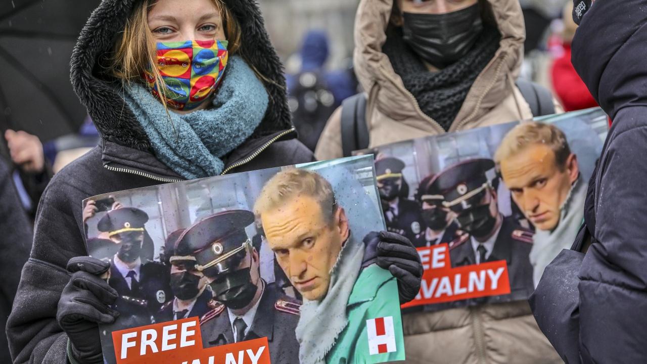 Дъщерята на Навални заяви, че Кремъл няма да успее да заглуши критиците си