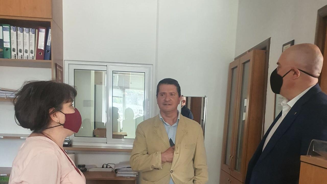 Гешев проведе работна среща с магистрати от Габрово