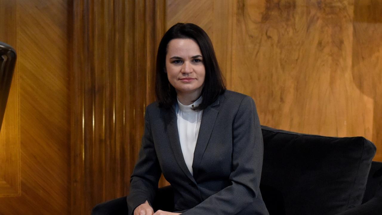 Тихановска призова Чехия да организира среща на върха за Беларус