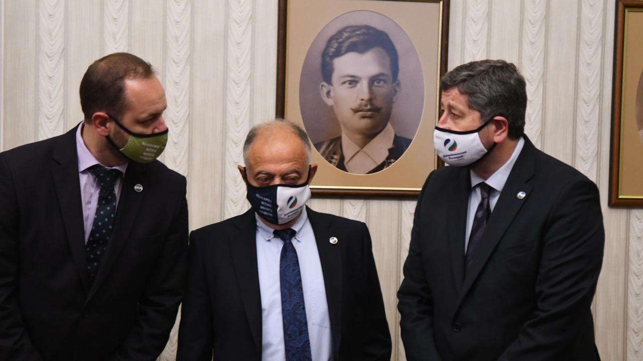 Демократична България тръгва към изборите с манифест за свободата