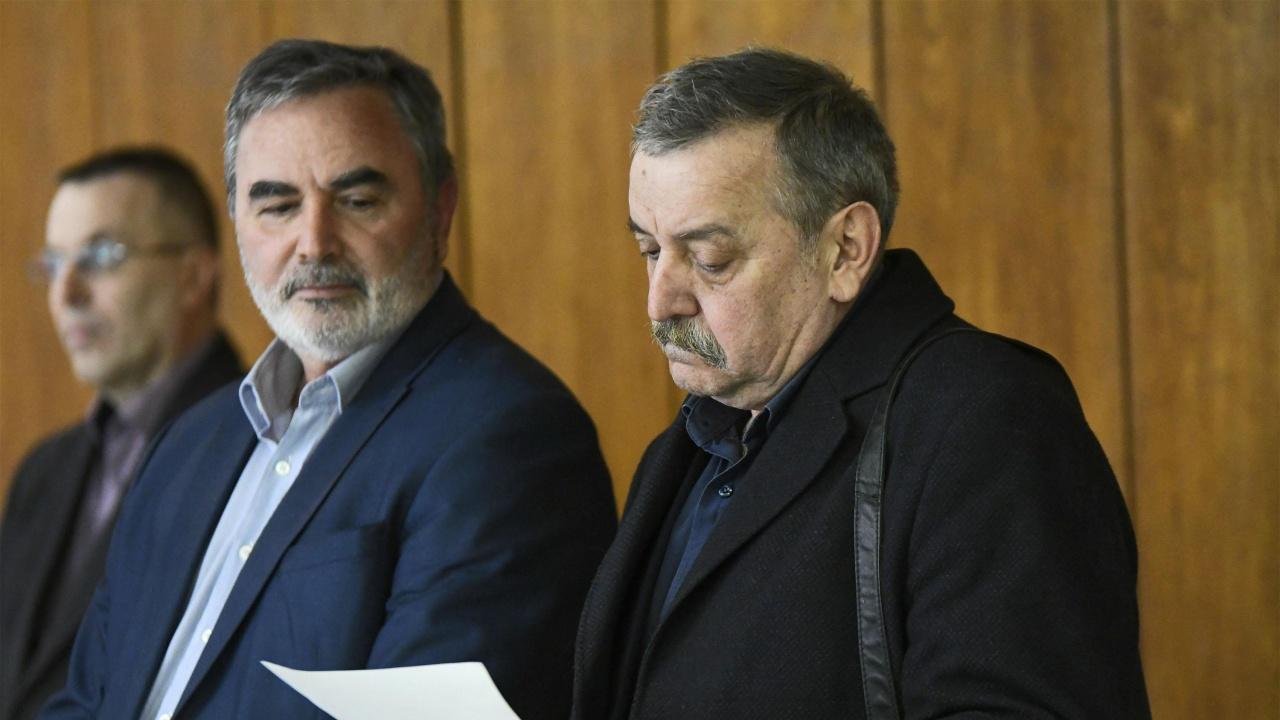 Доц. Ангел Кунчев коментира пенсионирането на проф. Кантарджиев