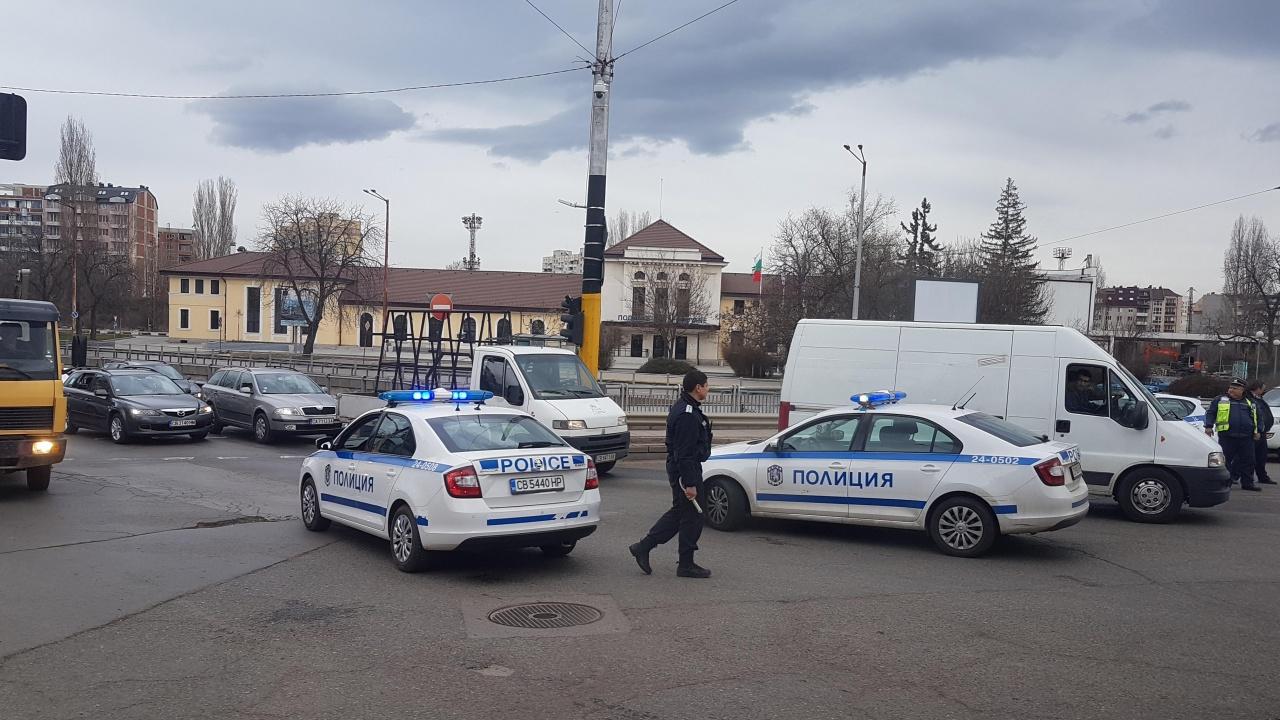 Кола уби пешеходец в София