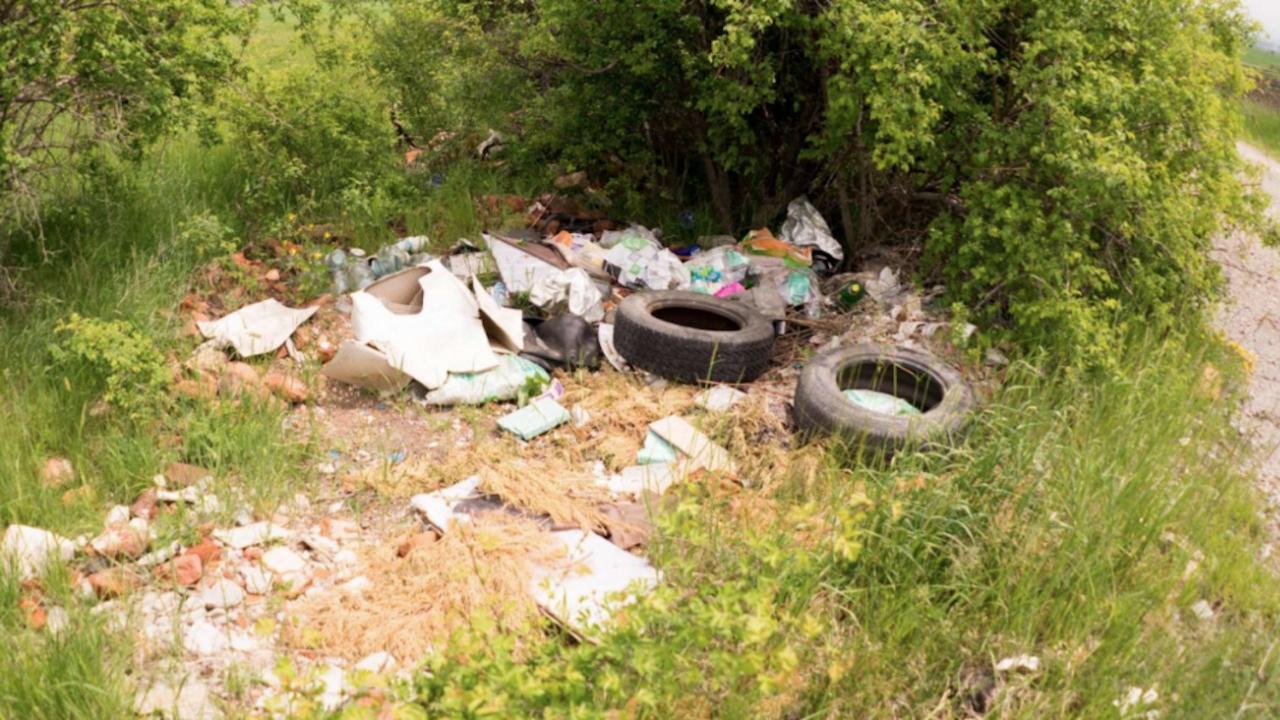 РИОСВ – София съставя акт на кмета на Банкя зарадинезаконните сметища