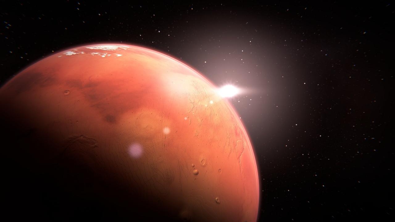Транзитен Марс в Лъв  - сезонът на вихърът от чувства